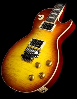 Gibson Les Paul Axcess Sunburst con Floyd
