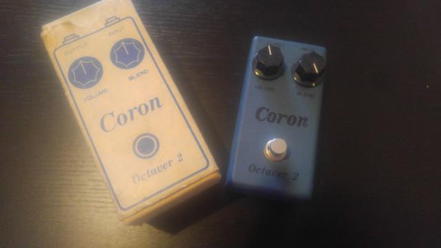 Coron octaver 2