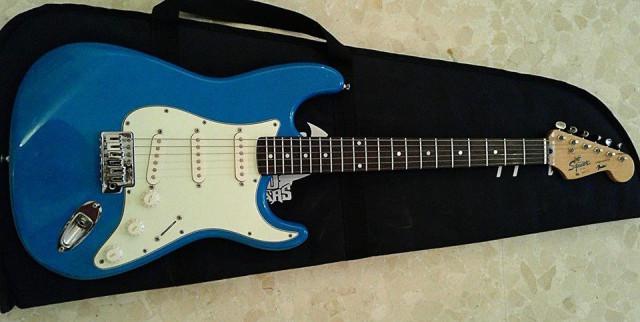 Fender Squier Stratocaster Koreana años 90