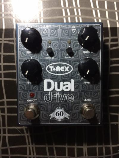 T-REX Dual Drive