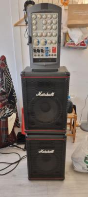 P.A. Fender + Marshall