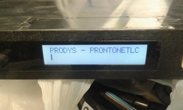 CODEC DE IP Y RDSI PRONTONET LC