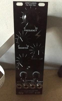 Future Sound Systems TG3 Gristleizer Filter - eurorack