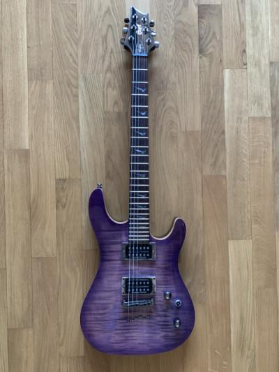 Guitarra eléctrica Cort KX-Custom
