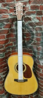 Guitarra acustica Dreadnaugt totalmente nueva