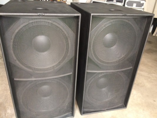 Subgraves Martin Audio W218X OEM
