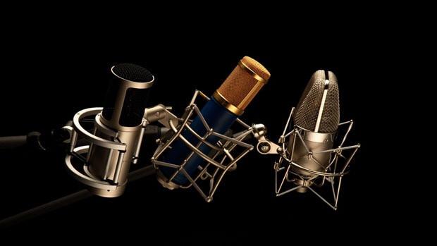 Se busca micrófono profesional para grabación