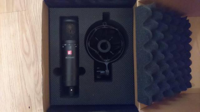 Micrófono Se Electronics 2200 a II c