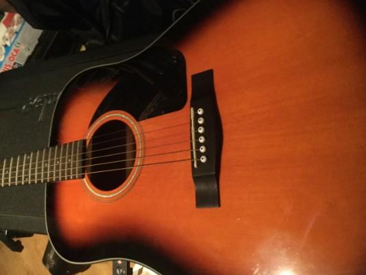 Guitarra acustica Fender. Muy nueva