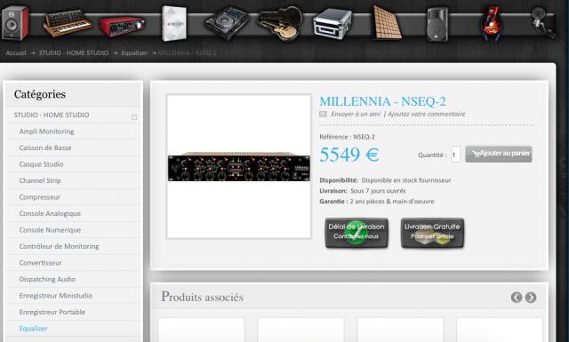 MILLENNIA - NSEQ-2