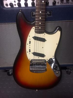 1974 Fender Mustang original USA