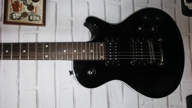 Charvel tipo les paul