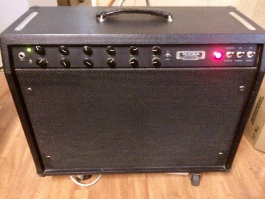 Mesa Boogie F100 combo 2x12