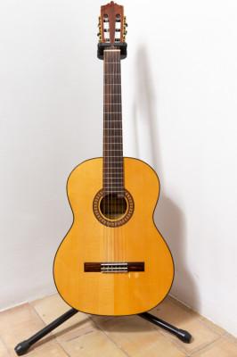 Francisco Suárez guitarra acustica + soporte