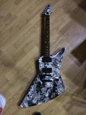 guitarra electrica unica