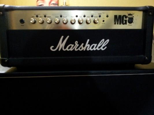 Vendo o Cambio: Amplificador Marshall MG100FX
