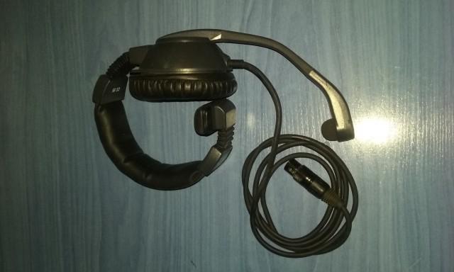 Clear-Com CC95 Professional Intercom Headsets