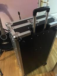 Flight case DJ audiobax