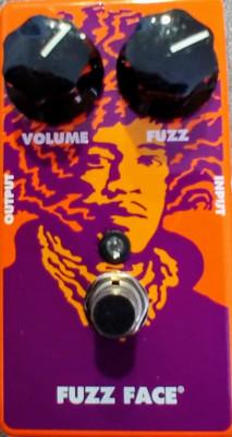 MXR/Dunlop Hendrix Fuzz Face