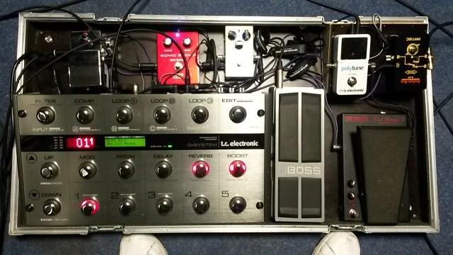 TC Electronic G-System  Nueva Rebaja!!!