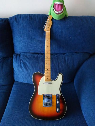Fender Custom Tele Deluxe