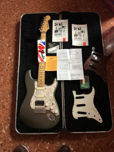 Fender strat plus 88