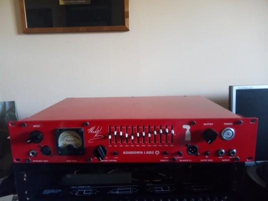 Amplificador Ashdown labs MK500 575W Mark King Signature Series