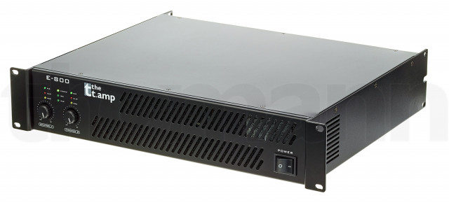 etapa Thomann The T. Amp E-800 (Madrid)