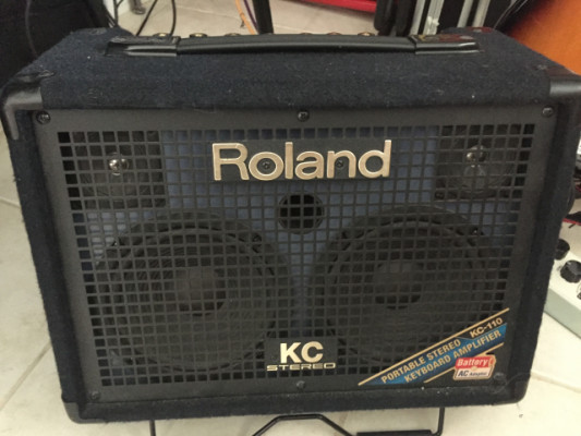 Fender Frontman + Roland KF Stereo