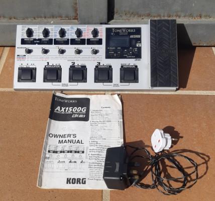 Korg  Toneworks  AX 1500 G