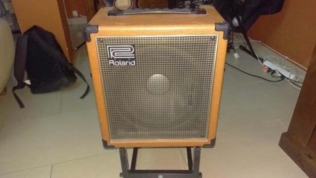 Ampli Roland Cube 60 Orange
