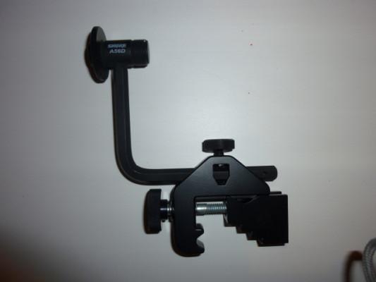 Pinza universal para aro Shure A56D