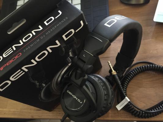 Auriculares Denon DJ HP800