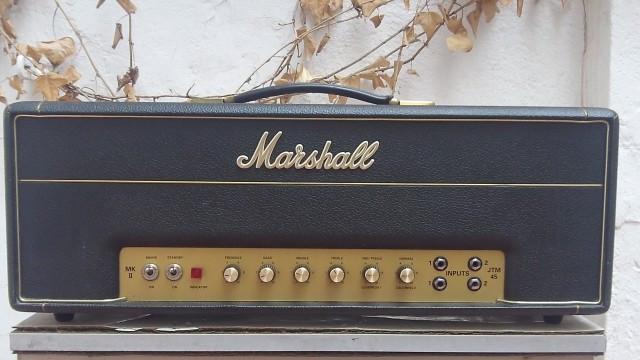 Marshall JTM 45 cabezal año 2007