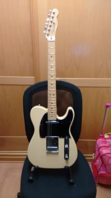 Fender american ash telecaster (8052 model) año 2003 -- ó CAMBIO POR STRATO