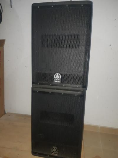 Yamaha dxs 12