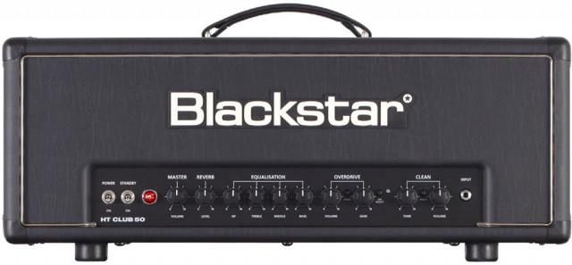 Cabezal Blackstar HT 50  CLUB