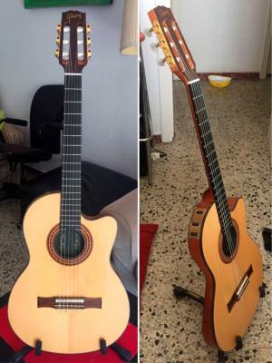 Guitarra GIBSON CHET ATKINS CE CUERDA DE NYLON