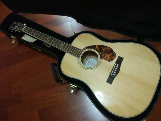 Acústica Fender PM-1 Limited *Adirondack*