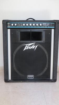 Steel/Acustic Guitar  Aplificador Peavey RENO 400