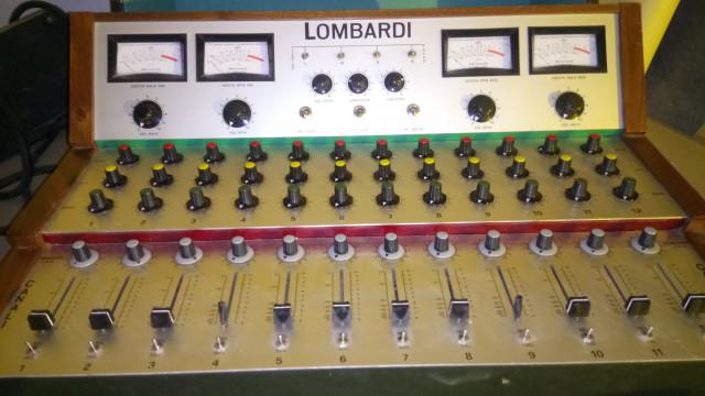 Mesa vintage lombardi live mixer 12