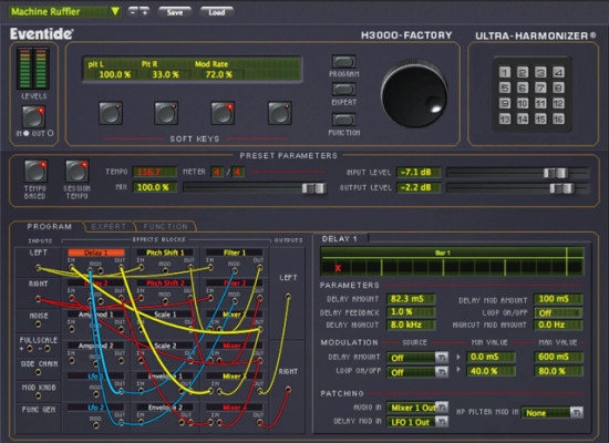 Eventide H3000 Factory + Ultra Channel