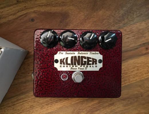 Klinger Buzz Fuzz II Buzzaround - CUSTOM MULLARD OC76