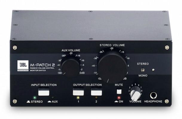 CONTROL DE MONITORES PASIVO M-PATCH 2