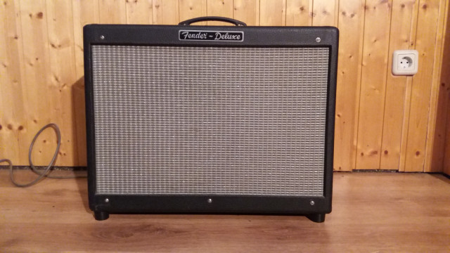 Fender Hot Rod Deluxe, Made in Usa