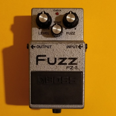 Boss FZ-3 Fuzz