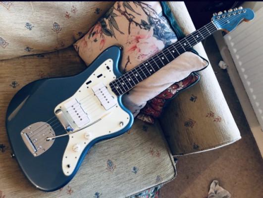 Fender Jazzmaster CIJ Old Lake Placid Blue