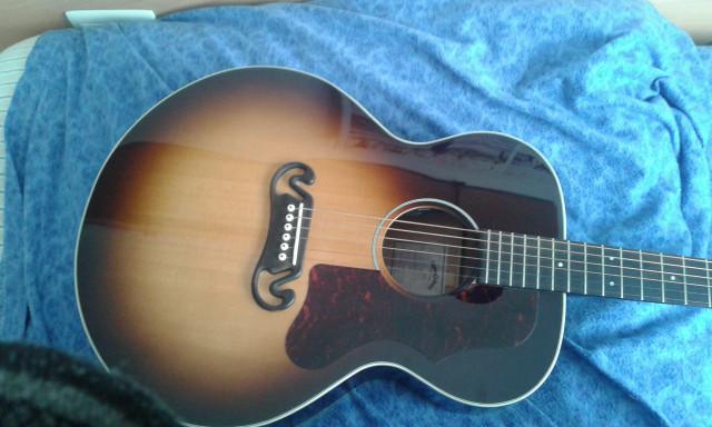 Guitarra electro acústica Sigma
