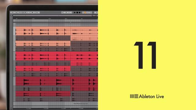 Ableton Live 11 Suite (versión completa)