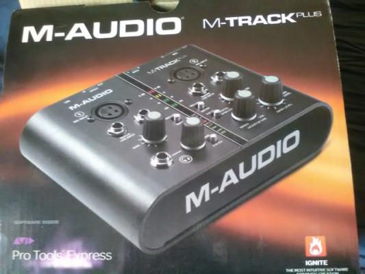 M-AUDIO FAST TRACK PLUS
